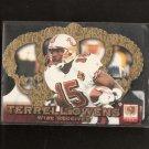 TERREL OWENS 1996 Pacific Crown Royal ROOKIE CARD - Buffalo Bills