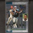 MUHSIN MUHAMMAD 1996 Upper Deck SP ROOKIE CARD - Carolina Panthers & Michigan State Spartans