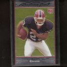 MARSHAWN LYNCH - 2007 Bowman Chrome ROOKIE CARD - Bills & California Golden Bears