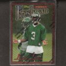 KEYSHAWN JOHNSON - 1996 Topps Finest Rookie - Jets, Buccaneers, Cowboys, Panthers & USC Trojans