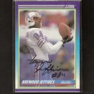 HAYWOOD JEFFIRES- Oilers & NC State - AUTOGRAPH