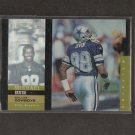 MICHAEL IRVIN 1995 Upper Deck SP Holoview - Cowboys & Miami Hurricanes