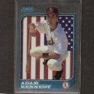 ADAM KENNEDY - 1997 Bowman Chrome International Rookie - Oakland Athletics