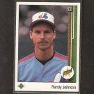 RANDY JOHNSON - 1989 Upper Deck Rookie - Arizona Diamondbacks