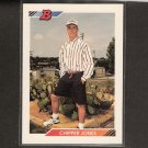 CHIPPER JONES - 1992 Bowman ROOKIE CARD - Atlanta Braves