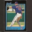 ROY HALLADAY - 1997 Bowman ROOKIE CARD - Toronto Blue Jays