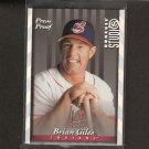 BRIAN GILES - 1998 Donruss Studio SILVER PRESS PROOF Rookie