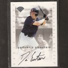 DARIN ERSTAD - 1996 Leaf Signature Series Rookie Autograph - Astros & Cornhuskers