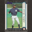 ALFONSO SORIANO - 1999 Bowman ROOKIE CARD - Chicago Cubs