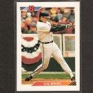 CAL RIPKEN, JR. - 1992 Bowman - Baltimore Orioles