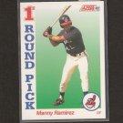 MANNY RAMIREZ - 1992 Score ROOKIE CARD - LA Dodgers