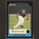 HANLEY RAMIREZ - 2003 Bowman ROOKIE CARD - Florida Marlins