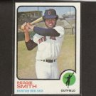 REGGIE SMITH - 1973 Topps - RED SOX