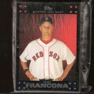 2007 RED SOX Team Set - Topps - World Series Year