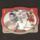 PAUL COFFEY - 1996-97 SPx Holoview - Detroit Red Wings