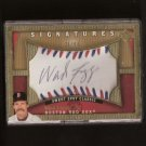 WADE BOGGS - 2005 SWEET SPOT Classic - Autograph - Boston Red Sox