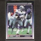 EMMITT SMITH - 1990 Score Update ROOKIE - Dallas Cowboys, Miami Hurricanes