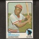 JOE MORGAN - 1973 Topps NMint - Cincinnati Reds, Astros