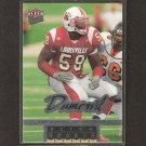 ELVIS DUMERVIL- 2006 Ultra Rookie Short Print -Denver Broncos & Louisville Cardinals