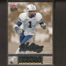 TODD WATKINS - 2006 Ultra Rookie Short Print - Oakland Raiders & Brigham Young