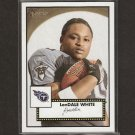 LenDALE WHITE - 2006 - Topps Heritage - ROOKIE - Titans, Seahawks & USC Trojans