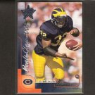 ANTHONY THOMAS - 2001 Leaf R&S Short Print - Chicago Bears & Michigan Wolverines