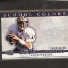 MARQUES TUIASOSOPO- 2001 Pacific Invincible School Colors - Raiders & Washington Huskies