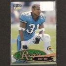 DRE' BLY - 1999 Fleer Ultra ROOKIE - Rams, Lions & North Carolina Tarheels