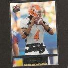 OMAR JACOBS - 2006 Ultra Rookie Short Print - Steelers & Bowling Green