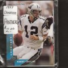 1997 Carolina PANTHERS Team Set - Donruss