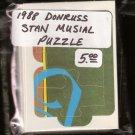 1988 Donruss STAN MUSIAL Puzzle SET
