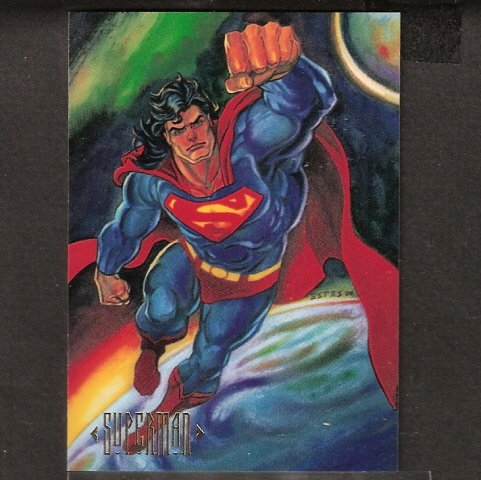 1994 Skybox DC MASTERPIECES Complete Set