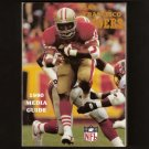 1990 San Francisco 49ers MEDIA GUIDE