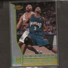 SHAREEF ABDUR-RAHIM - 1996-97 Bowman's Best ROOKIE - California Golden Bears