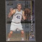 DIRK NOWITZKI - 1997-98 Finest ROOKIE - Dallas Mavericks