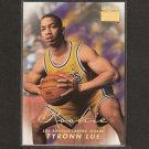 TYRONN LUE- 1998-99 Skybox Premium ROOKIE