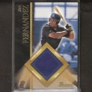 ALEX FERNANDEZ - 2002 Bowman GAME-USED Jersey ROOKIE