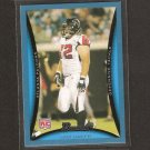 SAM BAKER - 2008 Bowman BLUE ROOKIE - Atlanta Falcons & USC Trojans