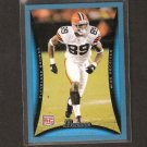 PAUL HUBBARD - 2008 Bowman BLUE ROOKIE - Raiders & Wisconsin Badgers