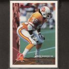 DERRICK BROOKS - 1995 Bowman ROOKIE - Buccaneers & Florida State