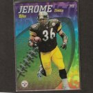 JEROME BETTIS - 1998 Topps Mystery Finest Refractor - Steelers