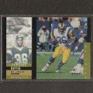 JEROME BETTIS - 1995 SP Holoview - Steelers & Rams