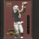 TIM BROWN - 1996 Playoff Contenders LEATHER - Raiders & Notre Dame