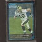 MARQUES COLSTON - 2006 Bowman Chrome ROOKIE - Hofstra & Saints