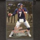 JOHN ELWAY - 1999 Ultra Gold Medallion - Denver Broncos