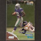 AHMAN GREEN - 1998 Stadium Club ROOKIE - Texans & Nebraska Cornhuskers