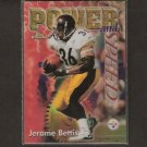 JEROME BETTIS - 1998 Topps Chrome Season's Best REFRACTOR - Steelers