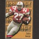 EDDIE GEORGE - 1996 Skybox Impact RC - Titans, Oilers & Ohio State Buckeyes
