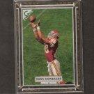 TONY GONZALEZ - 1997 Topps Gallery RC - Atlanta Falcons, Cheifs & Cal Golden Bears