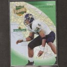 TONY GONZALEZ - 1997 Playoff Absolute RC - Falcons, Cheifs & Cal Golden Bears